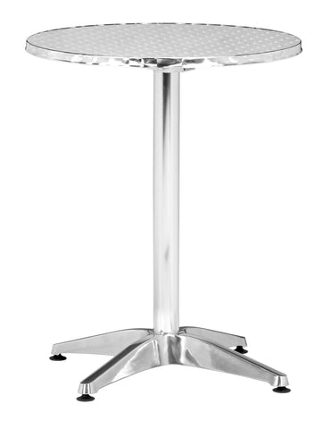 Christabel Outdoor Aluminum Folding Table - gardenmybalcony.com - 1