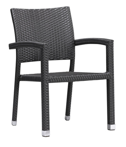 Zuo Boracay Set of 2 Outdoor Dining Chair -  - 1