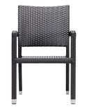 Zuo Boracay Set of 2 Outdoor Dining Chair -  - 2