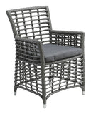 Zuo Modern Sandbanks Outdoor Chair - Set of 2 -  - 1