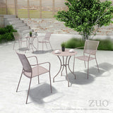 Oz Weather Resistant Outdoor Round Table -  - 3