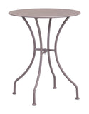 Oz Weather Resistant Outdoor Round Table -  - 1