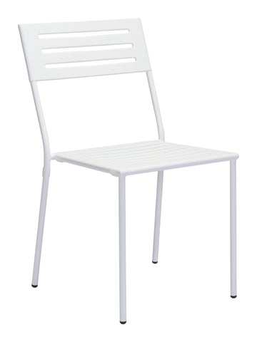 Zuo Modern Wald Outdoor Dining Chair - Set of 2 -  - 2