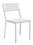 Zuo Modern Wald Outdoor Dining Chair - Set of 2 -  - 3