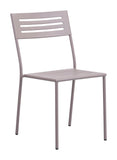 Zuo Modern Wald Outdoor Dining Chair - Set of 2 -  - 1