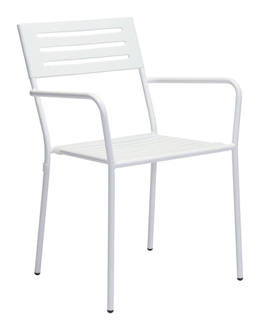 Zuo Modern Wald Outdoor Dining Arm Chair - Set of 2 -  - 2