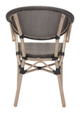 Marseille Outdoor Bistro Chair - Set of 2 - gardenmybalcony.com - 4