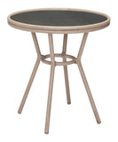 Marseille Outdoor Bistro Round Table - gardenmybalcony.com - 1