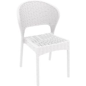 Compamia Daytona Wickerlook Resin Outdoor Chair - Set of 2 -  - 3