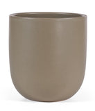 Modernica Case Study® Ceramic Bullet Pot Planter without Stand - gardenmybalcony.com - 1