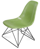 Modernica Fiberglass Low Rod - Side Shell Chair -  - 7