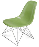 Modernica Fiberglass Low Rod - Side Shell Chair -  - 6