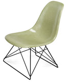 Modernica Fiberglass Low Rod - Side Shell Chair -  - 15