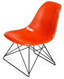 Modernica Fiberglass Low Rod - Side Shell Chair -  - 13