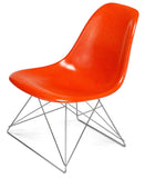 Modernica Fiberglass Low Rod - Side Shell Chair -  - 12