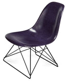Modernica Fiberglass Low Rod - Side Shell Chair -  - 1