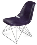 Modernica Fiberglass Low Rod - Side Shell Chair -  - 16