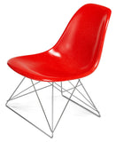 Modernica Fiberglass Low Rod - Side Shell Chair -  - 2
