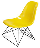 Modernica Fiberglass Low Rod - Side Shell Chair -  - 5