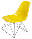 Modernica Fiberglass Low Rod - Side Shell Chair -  - 4