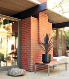 Modernica Case Study® Stoneware Ceramic Cylinder Planter with Plinth - gardenmybalcony.com - 11
