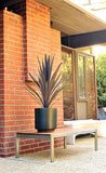 Modernica Case Study® Stoneware Ceramic Cylinder Planter with Plinth - gardenmybalcony.com - 12