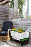 Glowpear Urban Garden Self-Watering Planter - gardenmybalcony.com - 16