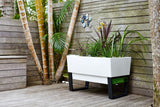 Glowpear Urban Garden Self-Watering Planter - gardenmybalcony.com - 2