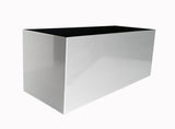 NMN Designs Madeira Aluminum Rectangle Planter -  - 5
