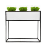 NMN Designs Madeira Aluminum Window Box / Barrier Planter -  - 3