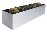 NMN Designs Madeira Aluminum Window Box / Barrier Planter -  - 2