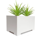 NMN Designs Rectangle ECO Year-Round Recycled Planter -  - 1