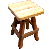 Gronomics Easy Assembly Rustic Garden Wedge & Stool Set - gardenmybalcony.com - 5