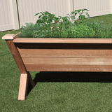 Gronomics Easy Assembly Rustic Garden Wedge Extension Kit 34X48X32 - gardenmybalcony.com - 4