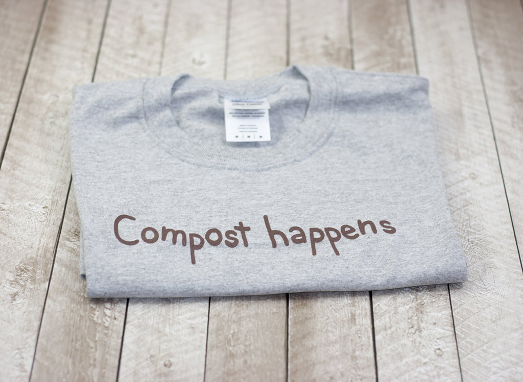 Compost Happens Men's Tank Top