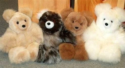 Teddy Bears and other Alpaca Critters