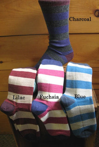 Tri-striped Socks