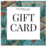 Mallory et Cie Gift Card
