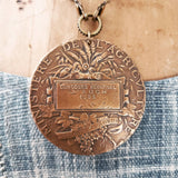 Ministere De L' Agriculture Medal - French Brocante Collection