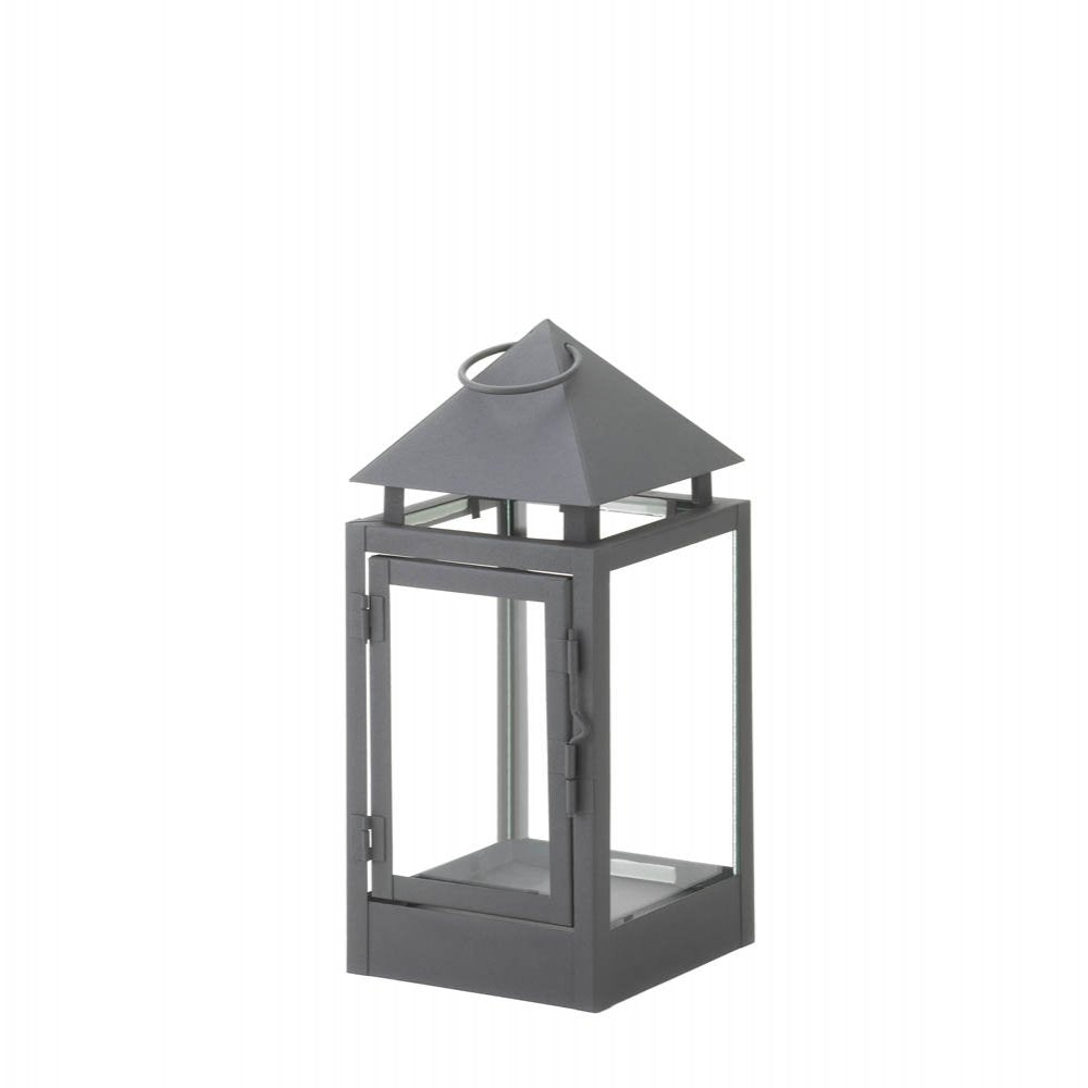 Matte Finish Contemporary Lantern (small)