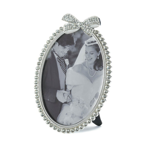Beautiful Bow Photo Frame 5x7