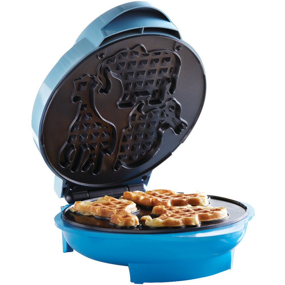 Brentwood Animal Shape Waffle Maker - MNM Gifts