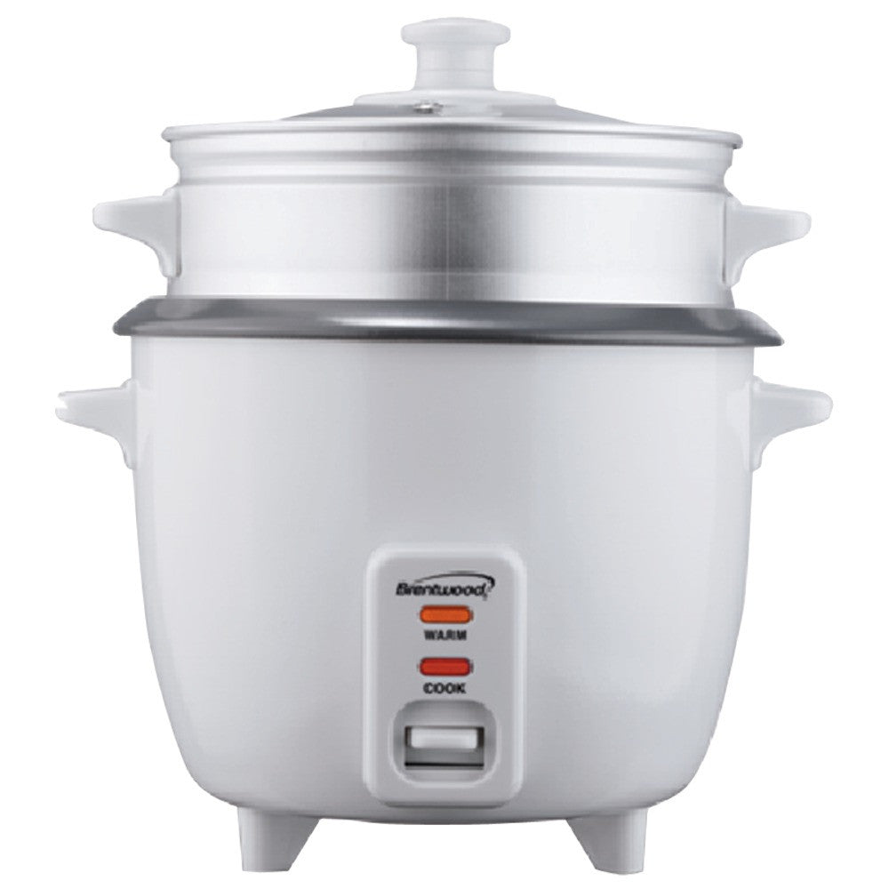 Brentwood Rice Cooker (10 Cup) With Steamer - MNM Gifts