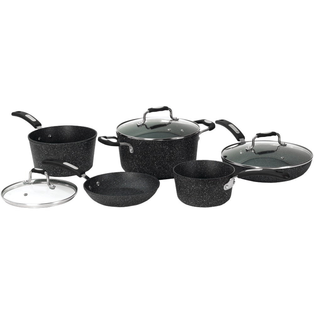 Starfrit The Rock 8-piece Set With Bakelite Handles - MNM Gifts
