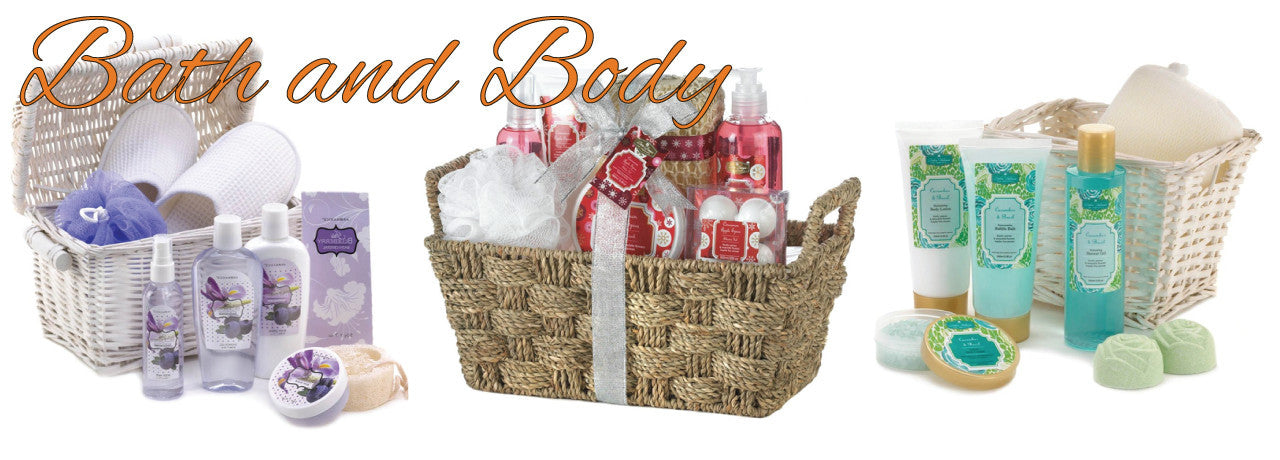 Bath and Body Gift Sets