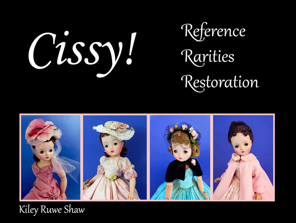 Cissy! Reference, Rarities and Restoration
