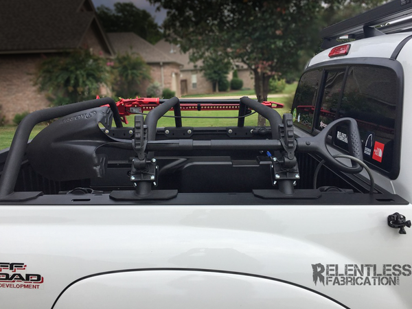 2005 Current Tacoma Bed Cargo Cross Bars Set Of 3
