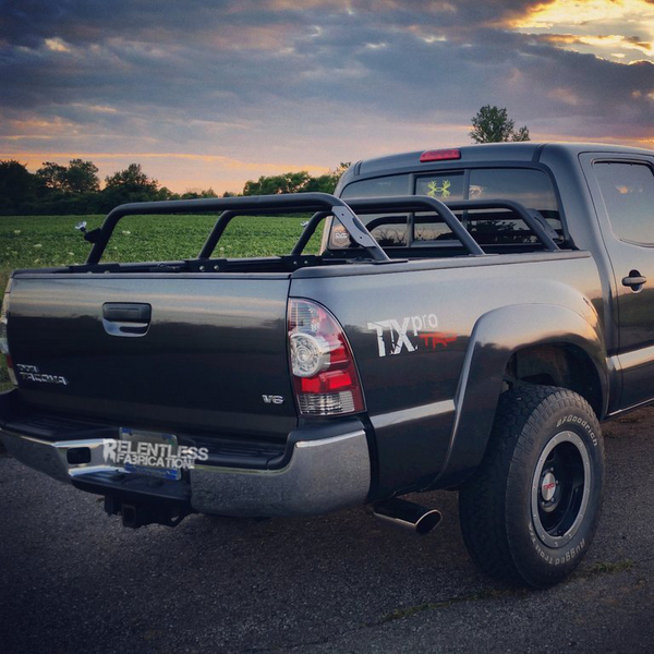 Bars In Tacoma >> 2005 Current Tacoma Bed Cargo Cross Bars Set Of 3