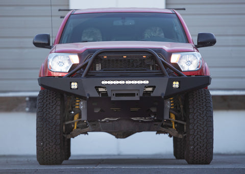 "2012-2015 Tacoma ""Summit"" Front Bumper"