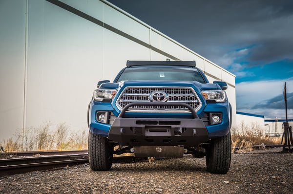 Toyota Tacoma Aftermarket Front Bumper